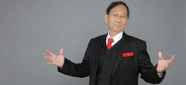 Public Speaking Coach, Ernest Chen Studio Photo