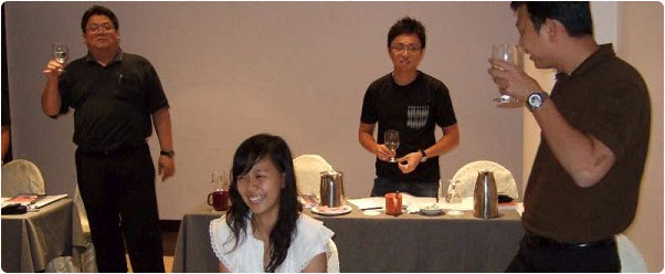 Master of Ceremonies or Emcee Training in Singapore